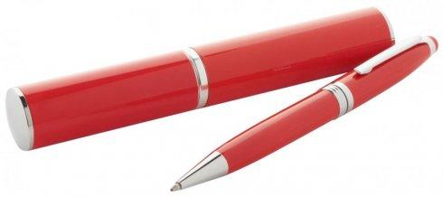 """""""Hasten"""" dotykové kuičkové pero, červená"""