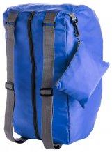 """""""Ribuk"""" skládací sportovní taška, modrá"""