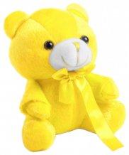 """""""Arohax"""" plyšový medvídek, žlutá"""