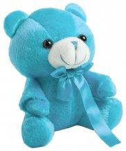 """Arohax"" plyšový medvídek, modrá"