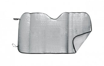 """Jumbo"" termoizolační fólie na okno auta, stříbrná"