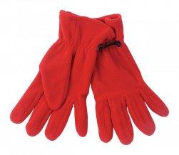 """""""Monti"""" zimní rukavice, červená"""