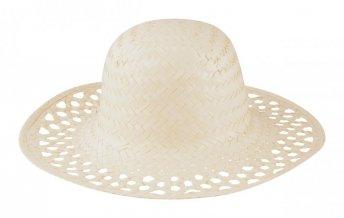 """""""Yuca"""" slaměný klobouk, béžová"""