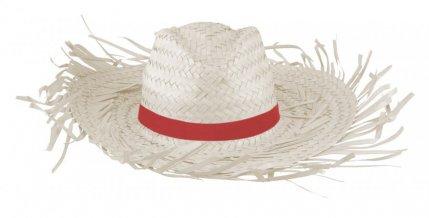 """""""Filagarchado"""" slaměný klobouk, béžová"""