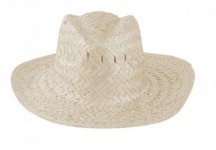 """""""Lua"""" pánský slaměný klobouk, béžová"""
