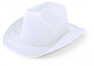 """""""Osdel"""" klobouk, bílá"""