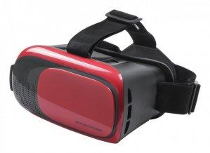 """""""Bercley"""" set pro virtuální realitu, červená"""