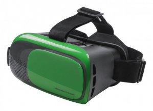 """""""Bercley"""" set pro virtuální realitu, zelená"""