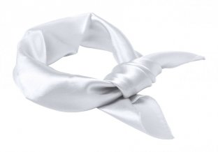 """""""Elguix"""" dámský šátek, bílá"""