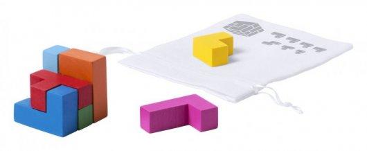 """""""Jetex"""" puzzle, vícebarevná"""