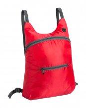 """""""Mathis"""" skládací batoh, červená"""