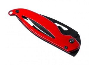 """""""Thiam"""" kapesní nůž, červená"""