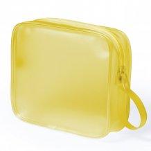 """""""Saeki"""" kosmetická taška, žlutá"""
