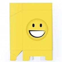 """Straik"" obal na krabičku cigaret, žlutá"