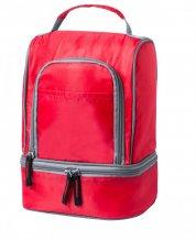 """""""Listak"""" chladící taška, červená"""