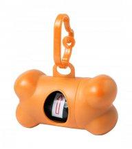 """""""Rucin"""" zásobník na pytlíky na odpadky, oranžová"""