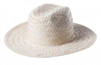 """""""Dimsa"""" slámový klobouk, béžová"""