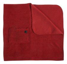 """""""Elowin"""" deka, červená"""