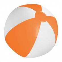 """""""Playo"""" plážový míč (ø28 cm), bílá"""