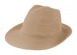 """""""Timbu"""" slámový klobouk, béžová"""