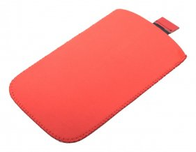 """""""Momo"""" iPhone® 5, 5S pouzdro, červená"""