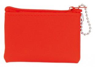 """""""Zesh"""" peněženka, červená"""