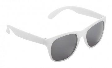 """""""Malter"""" sluneční brýle, bílá"""
