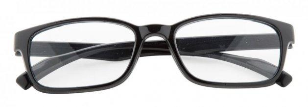 """""""Times"""" brýle na čtení, černá"""
