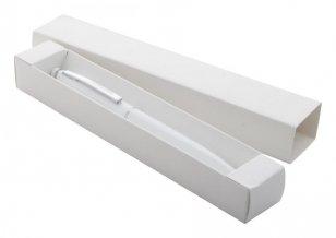 """Trumm"" dotykové kuličkové pero, bílá"