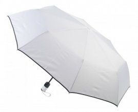 """Nubila"" deštník, bílá"
