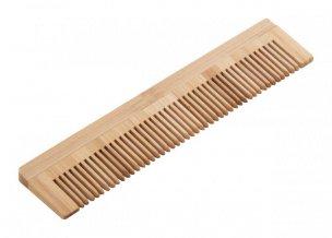 """""""Bessone"""" bambusový hřeben, přírodní"""