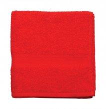 """""""Hamam"""" ručník - 400g, červená"""
