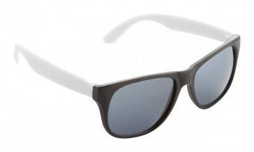 """""""Glaze"""" sluneční brýle, bílá"""
