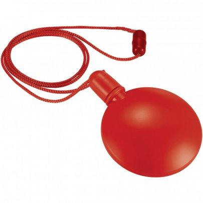 Kulatý bublifuk Blubber, červená