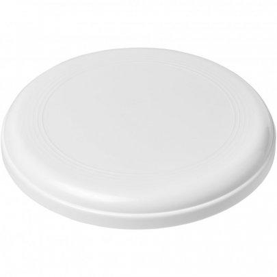 Střední plastové frisbee Cruz, bílá