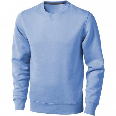 Urrey unisex svetr s kulatým výstřihem, modrá