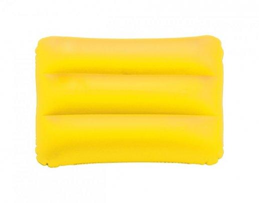"""""""Sunshine"""" nafukovací polštářek, žlutá"""
