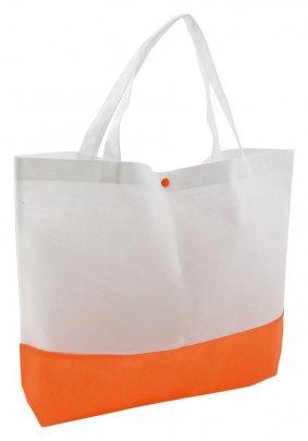 """""""Bagster"""" plážová taška, bílá"""