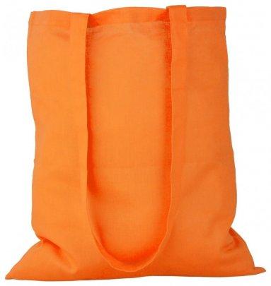 """""""Geiser"""" bavlněná nákupní taška, oranžová"""