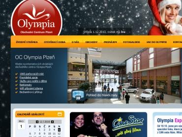 OC OLYMPIA PLZEŇ