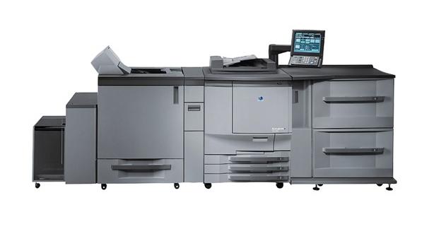 Tiskový stroj KonicaMinolta BizHub PRO C65