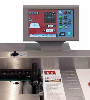 Skládací stroj Morgana DigiFold 5000P+