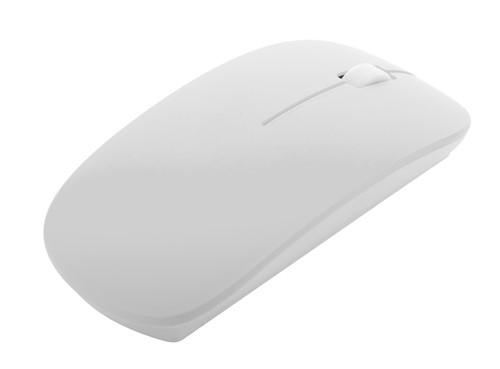 Lyster optická myš Bílá