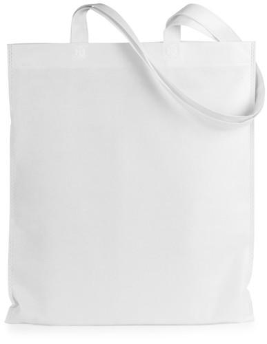Jazzin nákupní taška Bílá