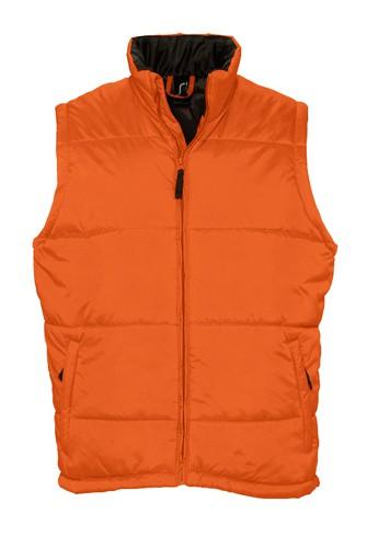 Warm vesta Oranžová