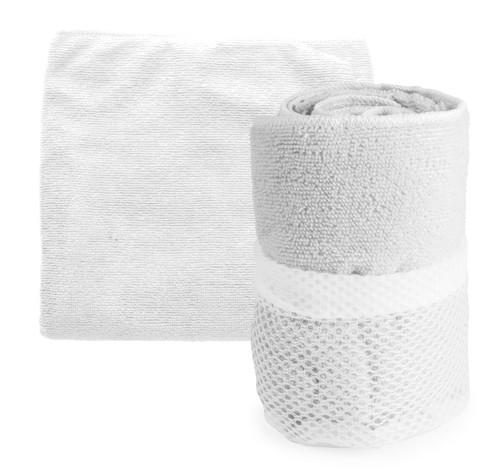 Gymnasio ručník Bílá