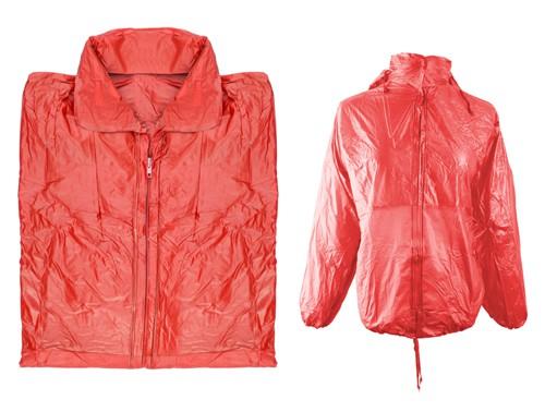 Hips pláštěnka Červená