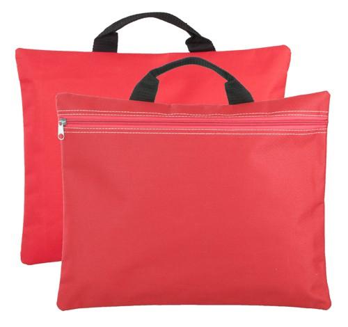 Pedrox taška na dokumenty Červená
