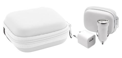 Canox USB nabíječka Bílá
