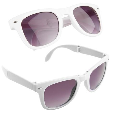 Stifel skládací sluneční brýle Bílá